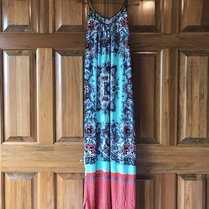 Dream Daily Anthropologie dress